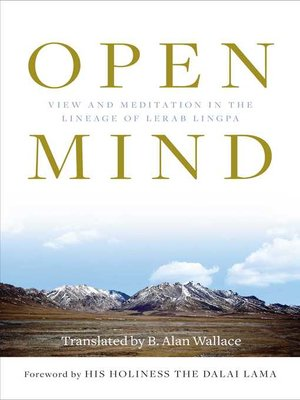 cover image of Open Mind