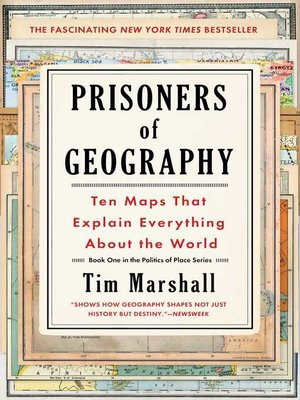 cover image of Prisoners of Geography