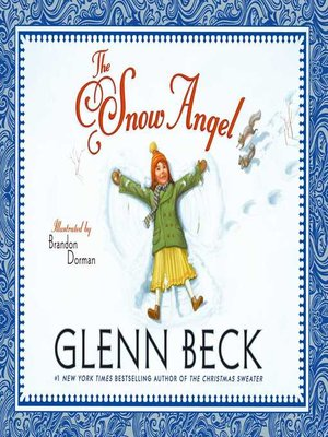 cover image of The Snow Angel