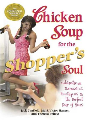 cover image of Chicken Soup for the Shopper's Soul