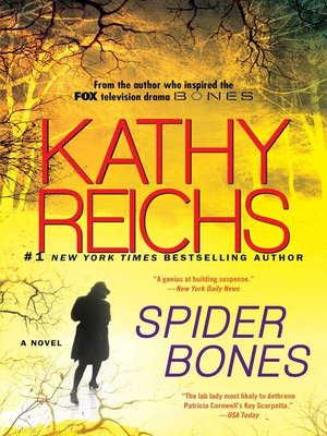 cover image of Spider Bones