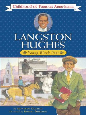 cover image of Langston Hughes