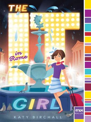 cover image of The It Girl in Rome