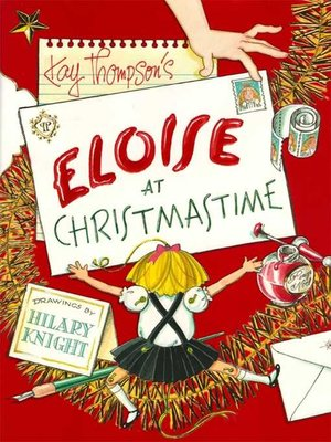cover image of Eloise at Christmastime