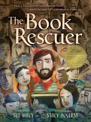 cover image of The Book Rescuer