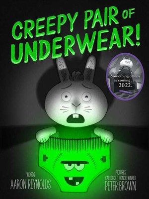 cover image of Creepy Pair of Underwear!