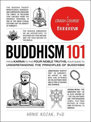 cover image of Buddhism 101