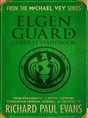 cover image of Elgen Guard General Handbook