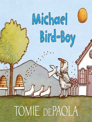 cover image of Michael Bird-Boy