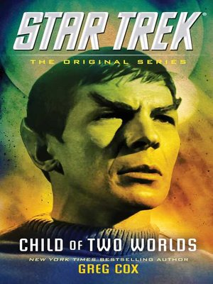 cover image of Child of Two Worlds