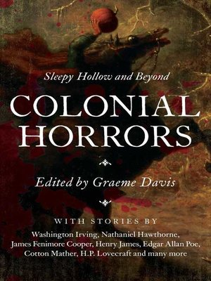 cover image of Colonial Horrors