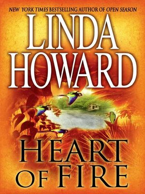 cover image of Heart of Fire