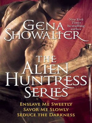 cover image of The Alien Huntress Series