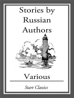 cover image of Stories by Russian Authors