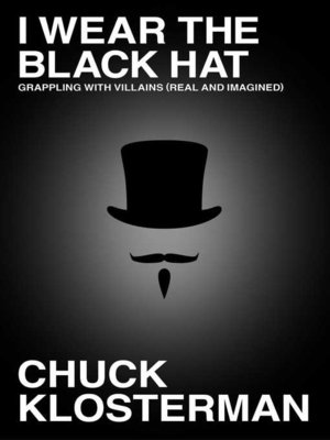 cover image of I Wear the Black Hat