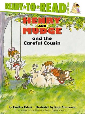 cover image of Henry and Mudge and the Careful Cousin