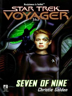 cover image of Seven of Nine