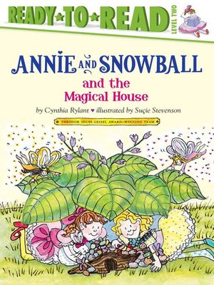 cover image of Annie and Snowball and the Magical House