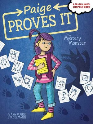 cover image of The Mystery Monster