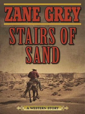 cover image of Stairs of Sand