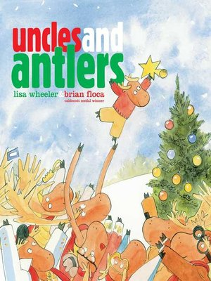 cover image of Uncles and Antlers