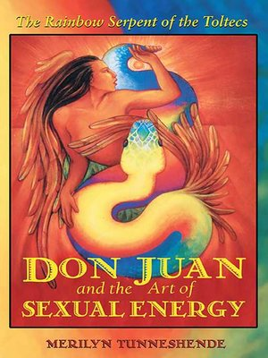 cover image of Don Juan and the Art of Sexual Energy
