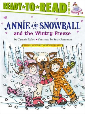 cover image of Annie and Snowball and the Wintry Freeze