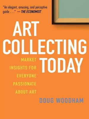 cover image of Art Collecting Today