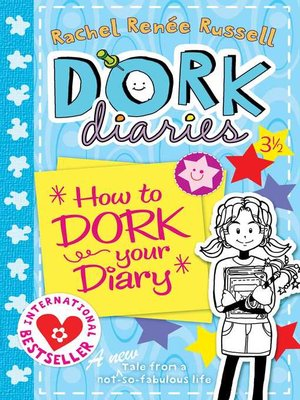 cover image of How to Dork Your Diary