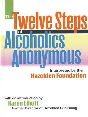 cover image of The Twelve Steps of Alcoholics Anonymous