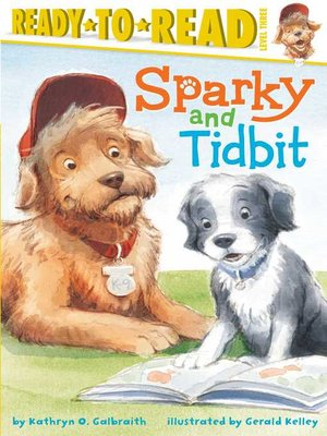 cover image of Sparky and Tidbit
