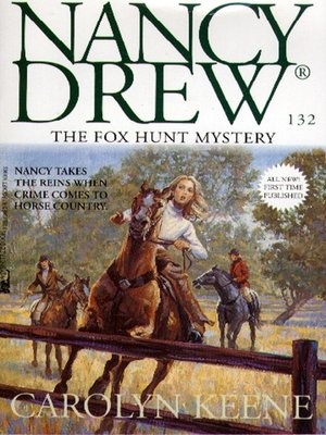 cover image of The Fox Hunt Mystery