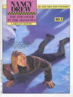 cover image of The Stranger in the Shadows