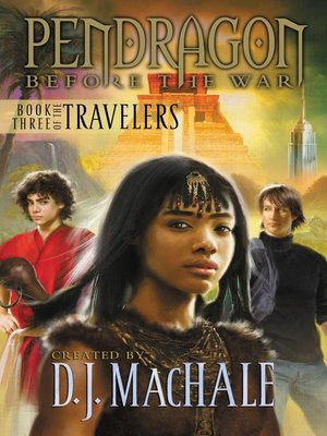 cover image of Book Three of the Travelers