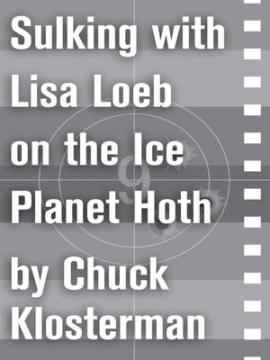 cover image of Sulking with Lisa Loeb on the Ice Planet Hoth