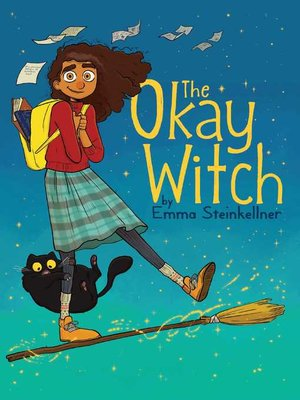 cover image of The Okay Witch