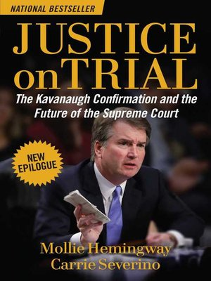 cover image of Justice on Trial
