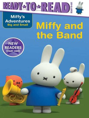 cover image of Miffy and the Band