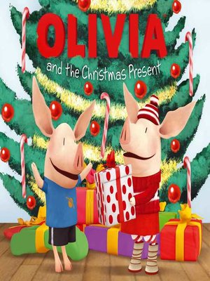 cover image of Olivia and the Christmas Present