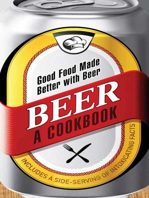 cover image of Beer--A Cookbook