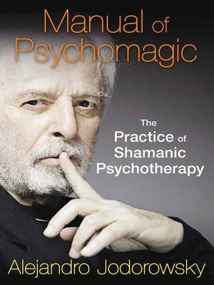 cover image of Manual of Psychomagic