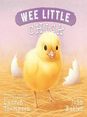 cover image of Wee Little Chick