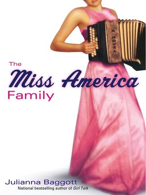 cover image of The Miss America Family