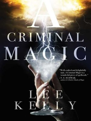 cover image of A Criminal Magic