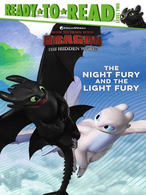 cover image of The Night Fury and the Light Fury