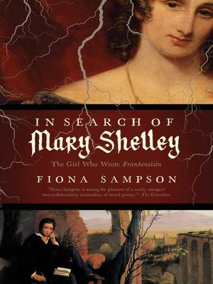 cover image of In Search of Mary Shelley