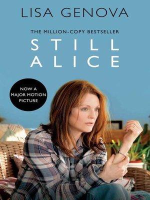 cover image of Still Alice