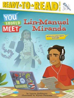 cover image of Lin-Manuel Miranda