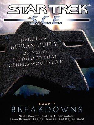 cover image of Breakdowns