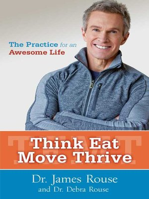 cover image of Think Eat Move Thrive
